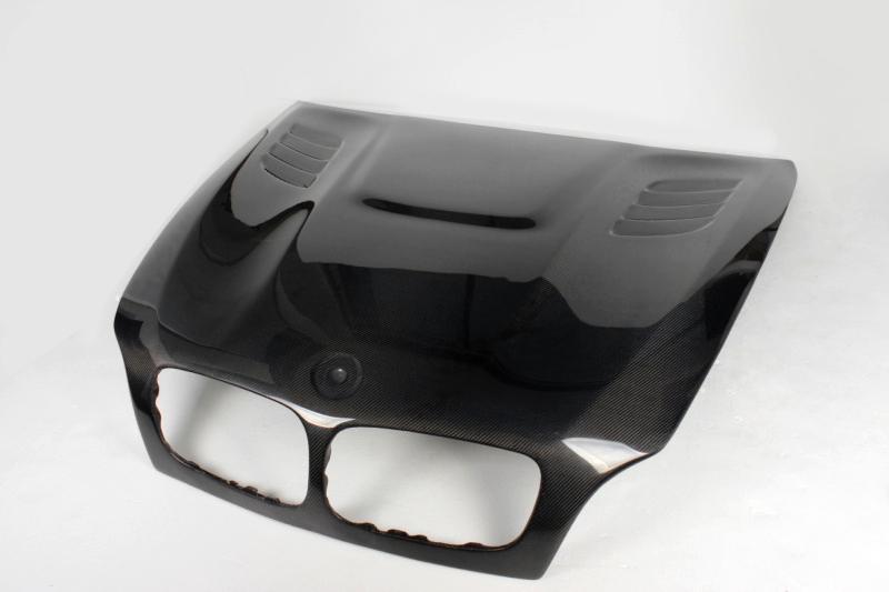 NẮP CAPO CARBON BMW X6